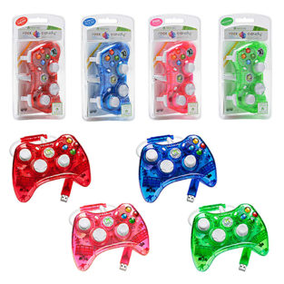 Xbox 360 - Controller - Rock Candy - Assorted (PDP)