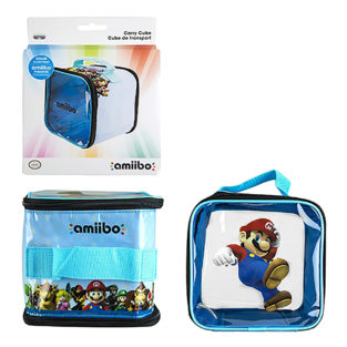 Amiibo - Case - Amiibo Small Clear Carrying Case (PDP)