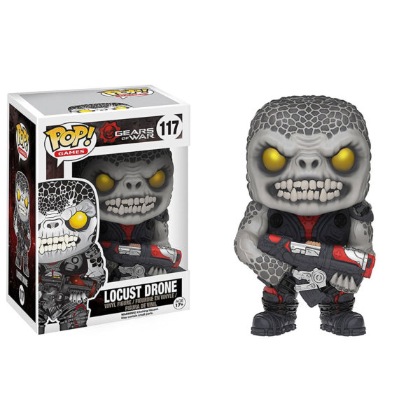 Toy - POP - Vinyl Figure - GOW - Locust Drone