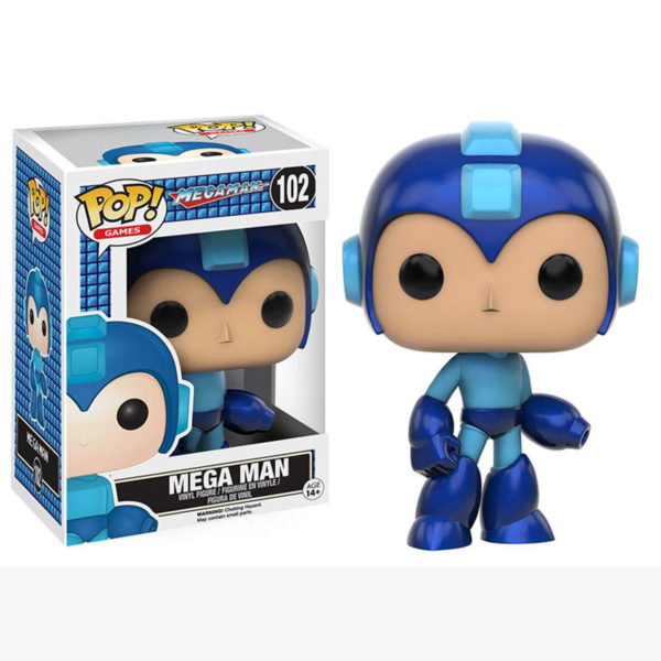 Toy - POP - Vinyl Figure - Mega Man - Mega Man