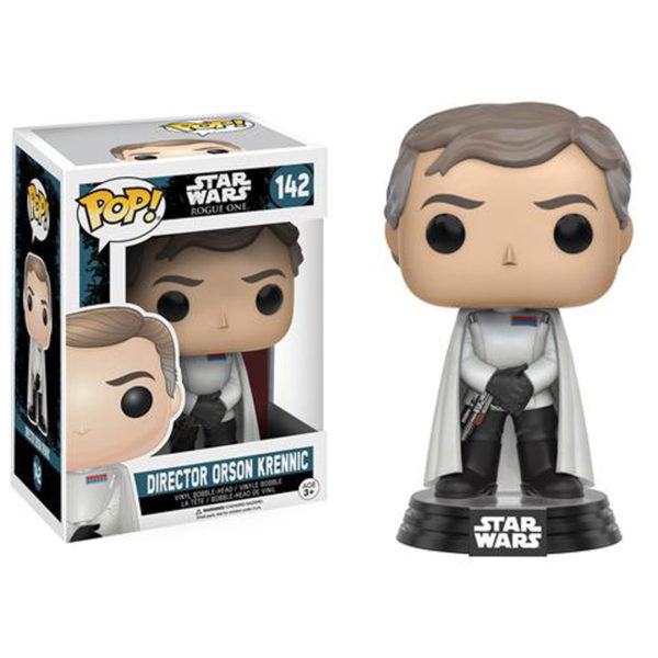 Toy - POP - Vinyl Figure - Star Wars Rogue One - Director Orson Krennic