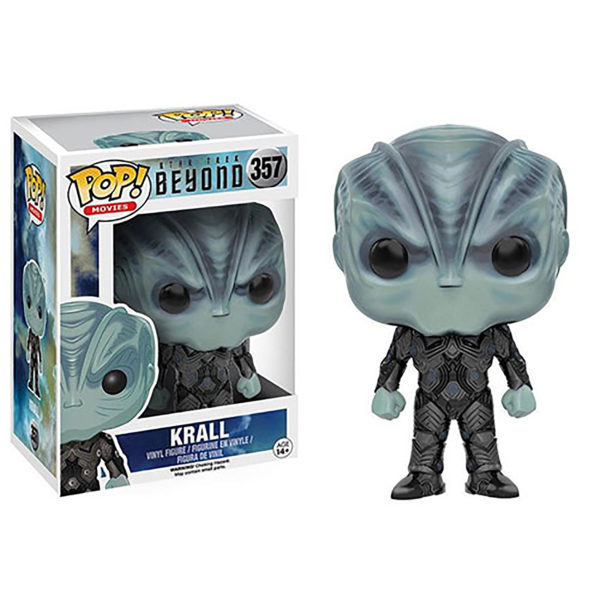 Toy - POP - Vinyl Figure - Star Trek Beyond - Krall