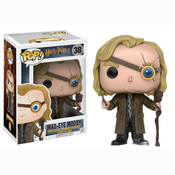 Toy - POP - Vinyl Figure - Harry Potter: HP - Mad-Eye Moody