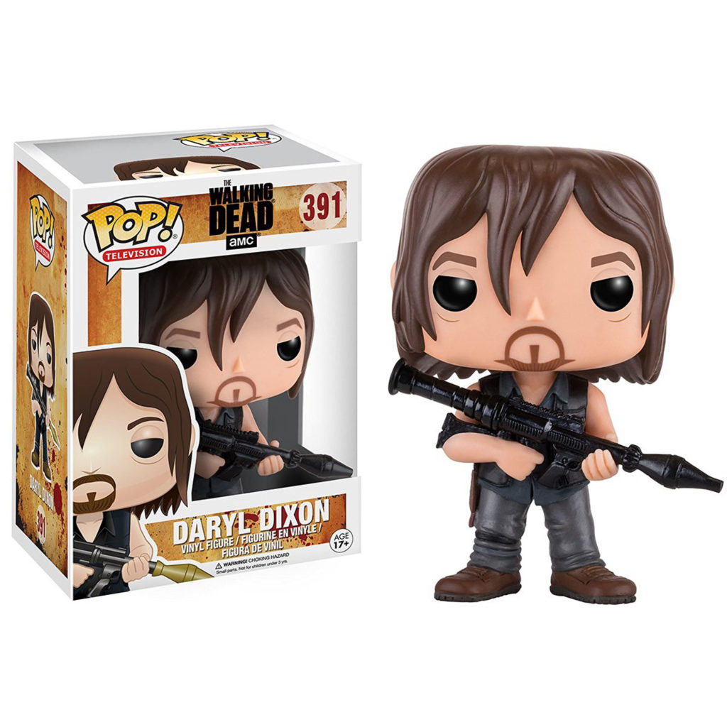 Toy - POP - Vinyl Figure - The Walking Dead - Daryl Dixon Rocket