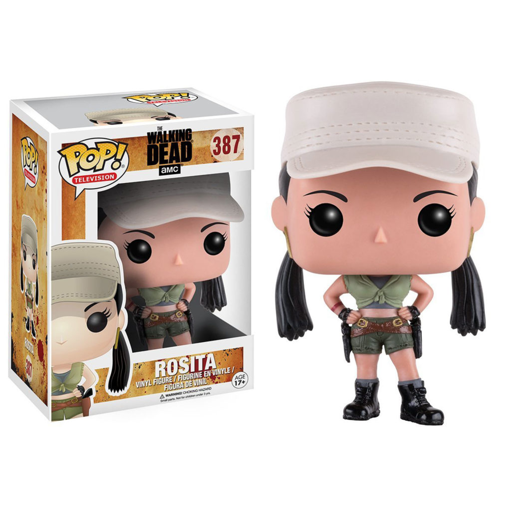 Toy - POP - Vinyl Figure - The Walking Dead - Rosita
