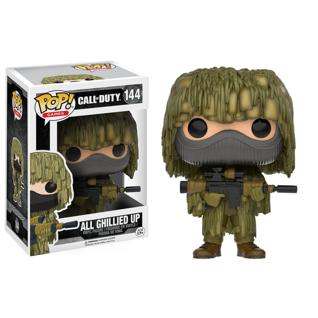 Toy - POP - Vinyl Figure - Call Of Duty - Ghillie Suit