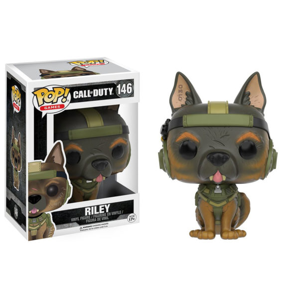 Toy - POP - Vinyl Figure - Call Of Duty - Riley