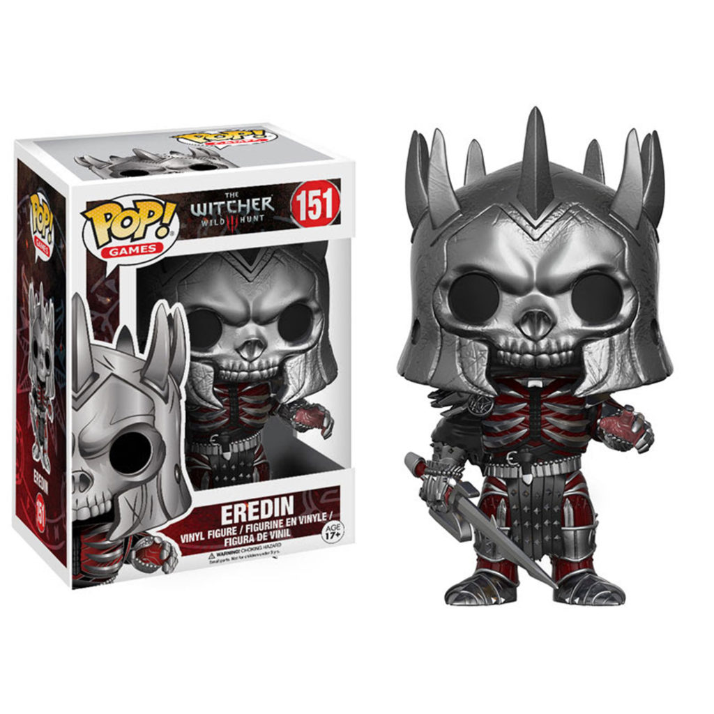 Toy - POP - Vinyl Figure - Witcher - Eredin