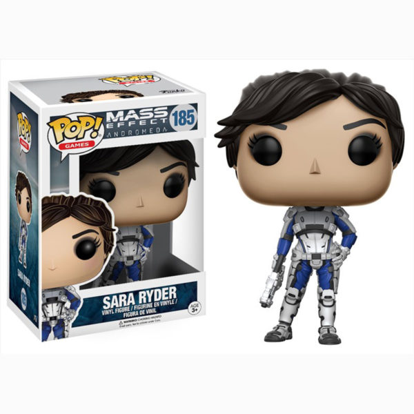 Toy - POP - Vinyl Figure - Mass Effect - Andromeda - Sara Ryder