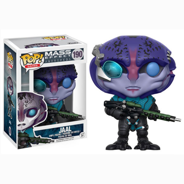 Toy - POP - Vinyl Figure - Mass Effect - Andromeda - Jaal