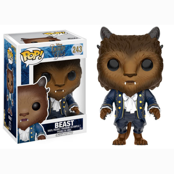 Toy - POP - Vinyl Figure - Disney - Beauty & The Beast - Beast