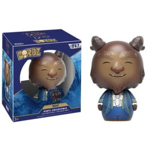 Toy - Dorbz - Vinyl Figure - Beauty & Beast - Beast