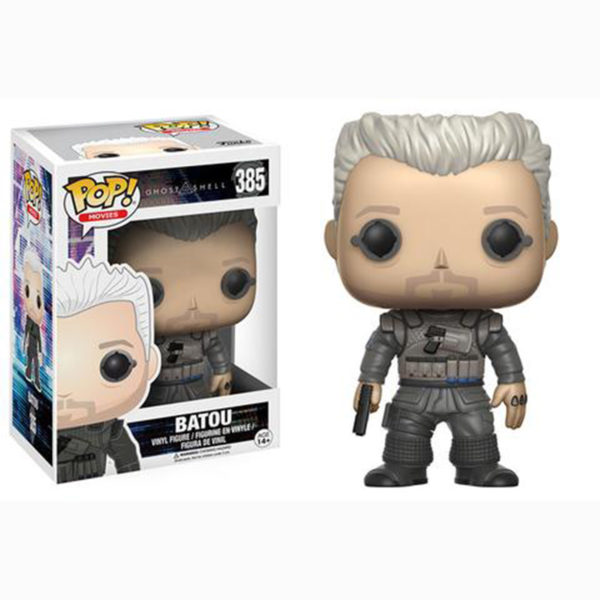 Toy - POP - Vinyl Figure - Ghost in the Shell - Batou