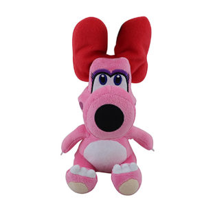 "Toy - Super Mario - Plush - Birdo - 6"" (Nintendo)"