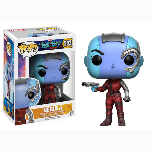 Toy - POP - Vinyl Figure - Guardians Of The Galaxy 2 - Nebula (Marvel)