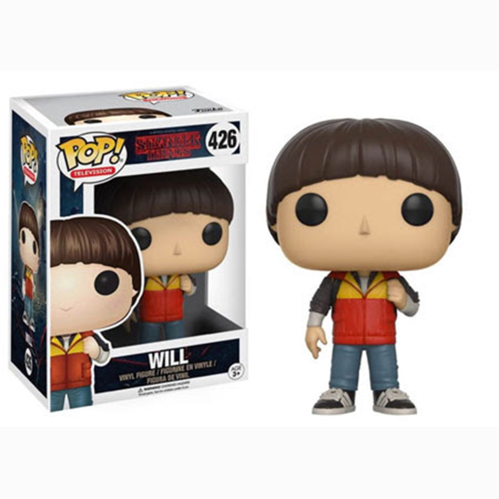 Toy - POP - Vinyl Figure - Stranger Things - Will