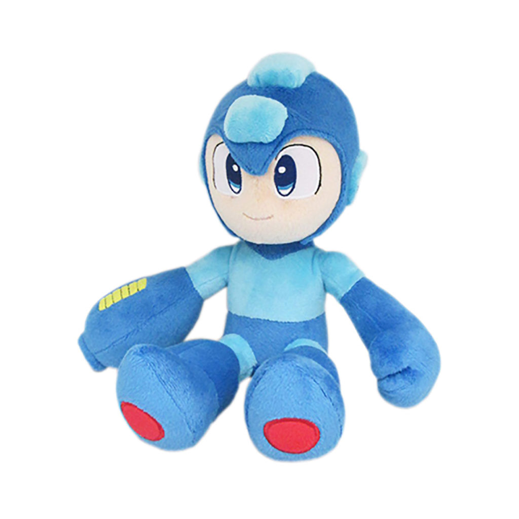 Toy - Mega Man - Plush - Mega Man - 7'' (Capcom)