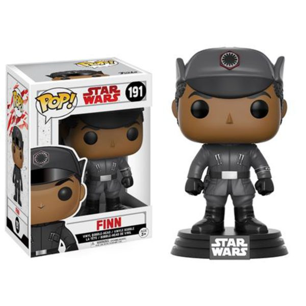 Toy - POP - Vinyl Figure - Star Wars - The Last Jedi - Finn