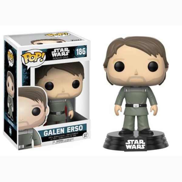 Toy - POP - Vinyl Figure - Star Wars Rogue One W2 - Galen Erso