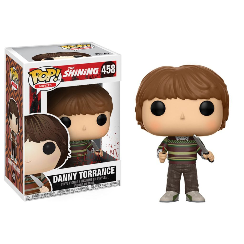 Toy - POP - Vinyl Figure - The Shining - Danny