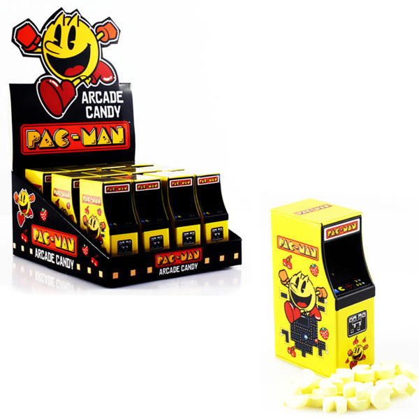 Candy - Pac-Man Arcade Tin - 12pc