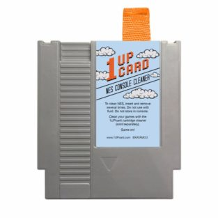 NES - 1 Up NES Console Cleaner
