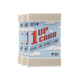 Universal - Cleaning - 1 Up Retro Video Game Cartridge Cleaning - 3 Pack