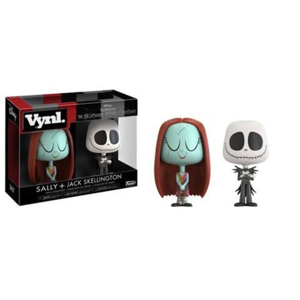 Toy - VYNL - Vinyl Figure - Nightmare Before Christmas - Jack and Sally