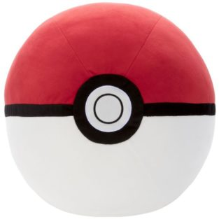 "Toy - Plush - Pokemon - 16"" Mocchi Mocchi Giant PokeBall Plush"