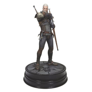 Toy - Dark Horse - Action Figure - The Witcher - Geralt Figure