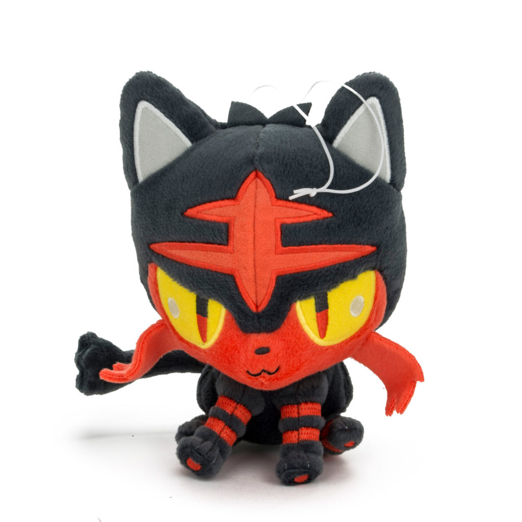 "Toy - Plush - Pokemon - 5"" Litten"