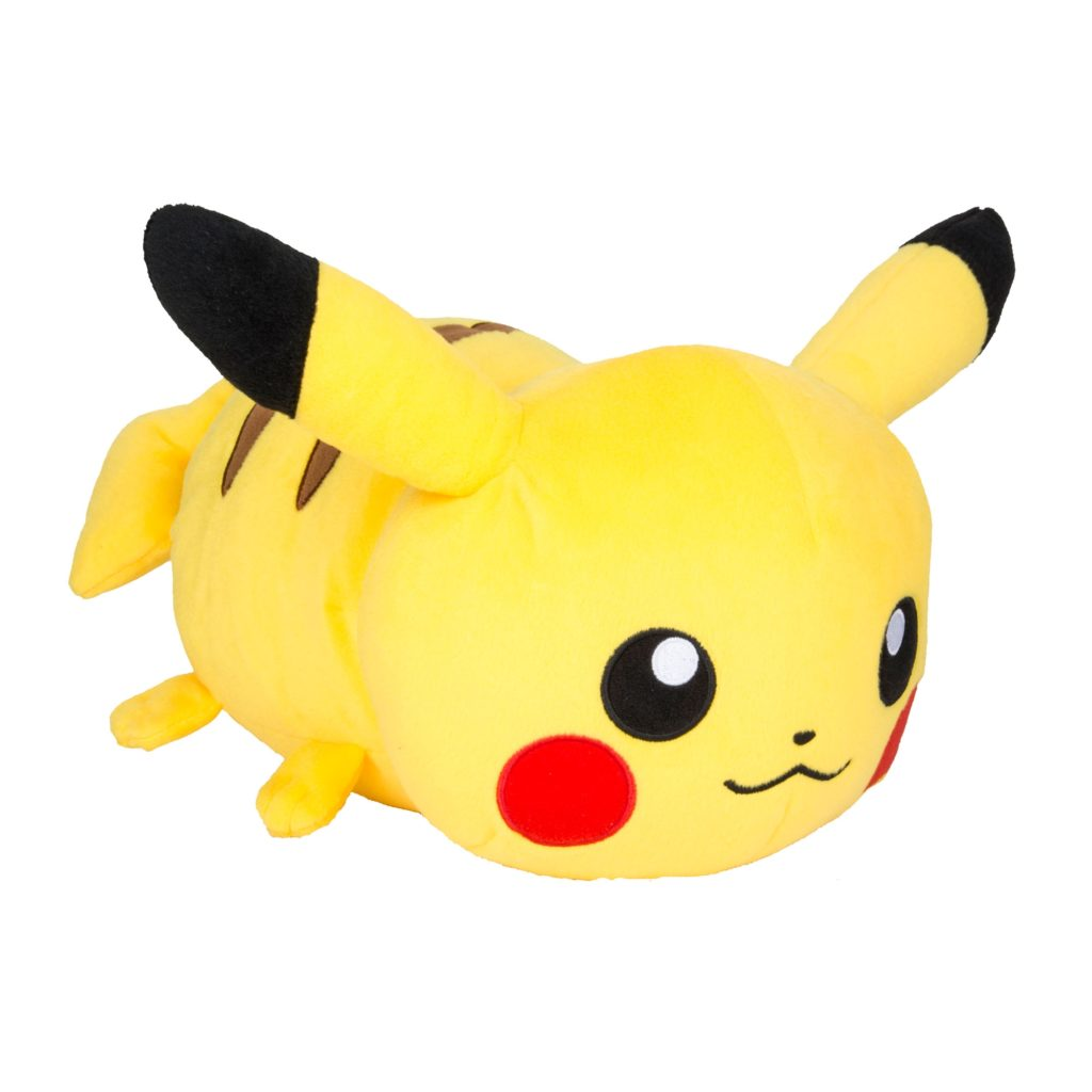 "Toy - Plush - Pokemon - 10"" Pikachu Laying"