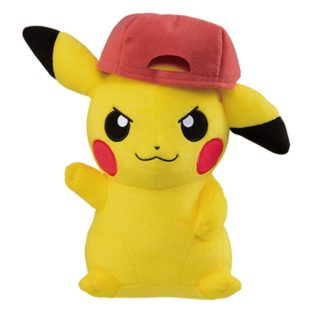 "Toy - Plush - Pokemon - 10"" Pokemon The Movie Vol3 - Pikachu with Gen5 Hat"