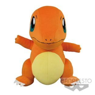 "Toy - Plush - Pokemon - 14"" Supersize Charmander"