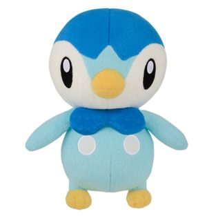 "Toy - Plush - Pokemon - 10"" Pokemon The Movie - Piplup"
