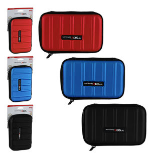 New 3DS XL - Case - Game Traveler - Assorted (RDS)