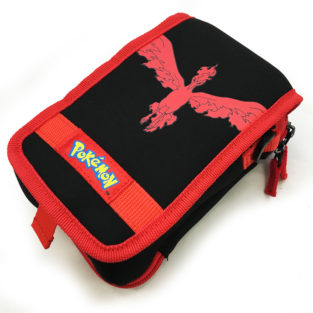 New 3DS XL - Case - Legendary Pokemon Travel Pouch Moltres Red (Hori)