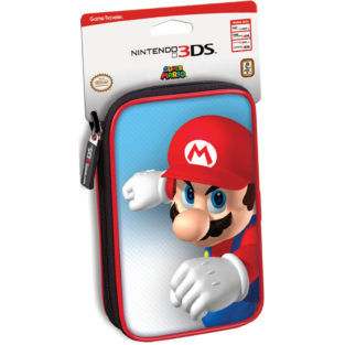 NEW 3DS XL - Case - Game Traveler - Super Mario - Assorted (RDS)