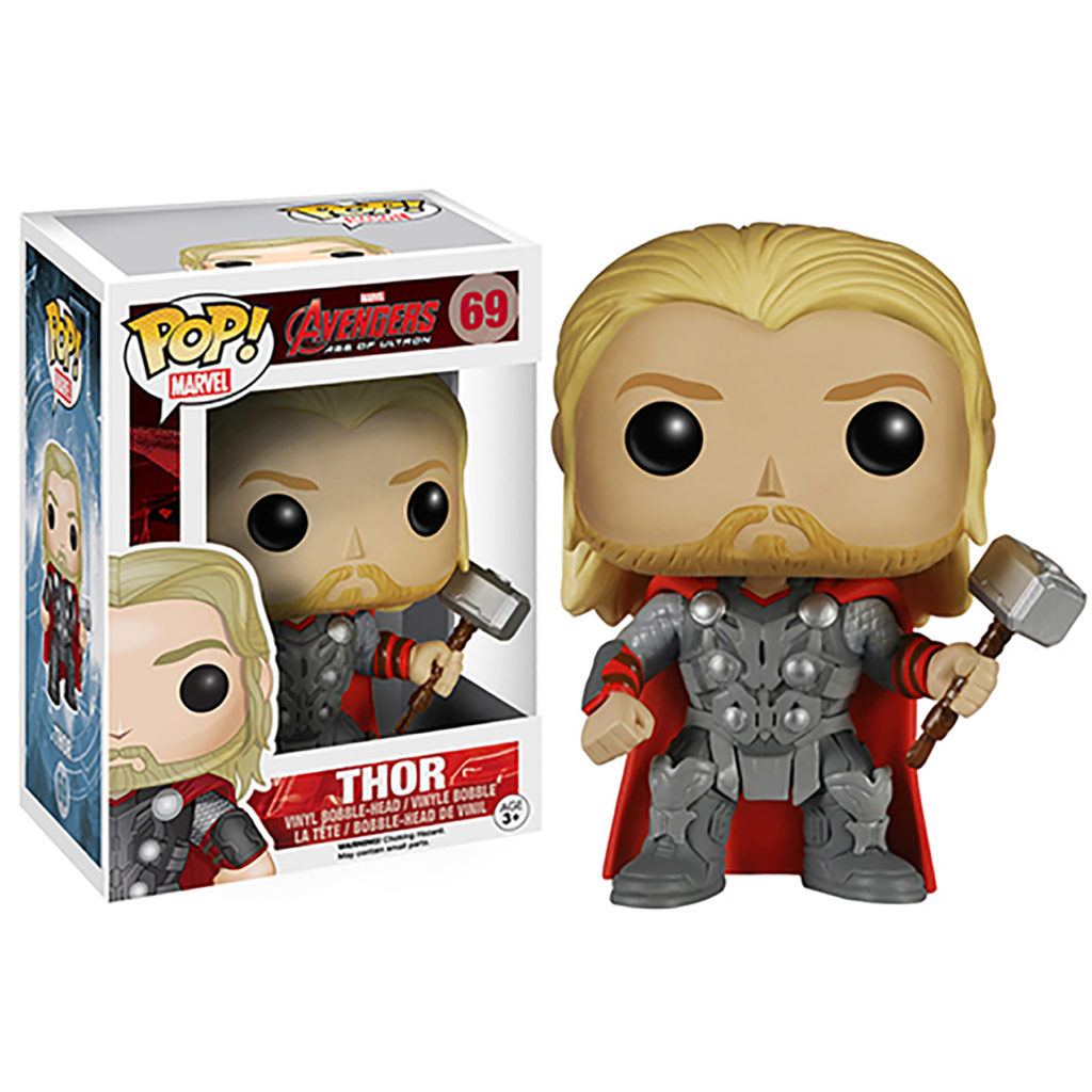 Toy - POP - Vinyl Figure - The Avengers: Age Of Ultron - Thor (Marvel)