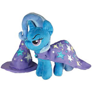 Toy - Plush - My Little Pony - Trixie - 10.5""