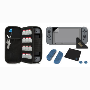 Switch - Bundle - Starter Kit - Link Tunic Edition (PDP)