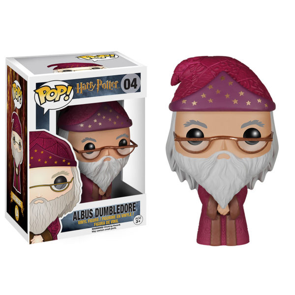Toy - POP - Vinyl Figure - Harry Potter - Albus Dumbledore
