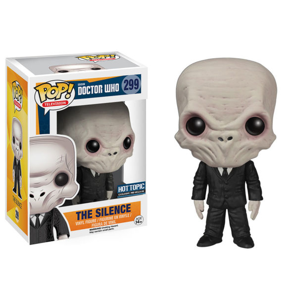 Toy - POP - Vinyl Figure - Doctor Who - The Silence