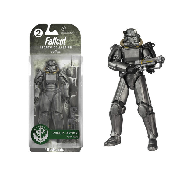 Toy - Vinyl Figure - Fallout - Legacy Collection - Power Armor
