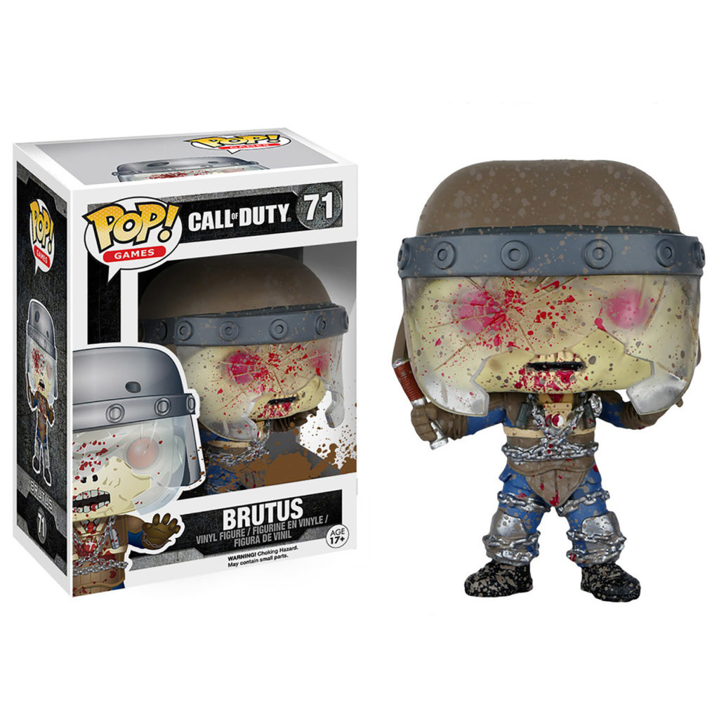 Toy - POP - Vinyl Figure - Call Of Duty - Brutus