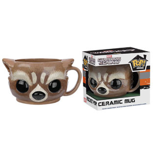 Novelty - POP - Ceramic Mugs - Guardians of the Galaxy: Rocket Raccoon (Marvel)