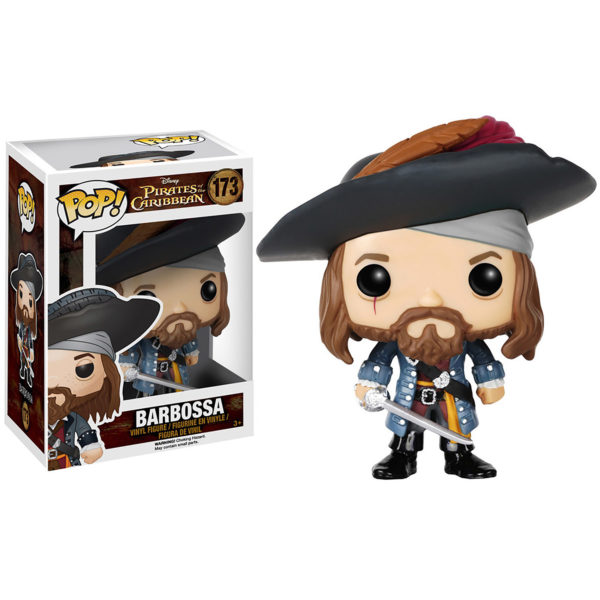 Toy - POP - Vinyl Figure - Pirates - Barbossa