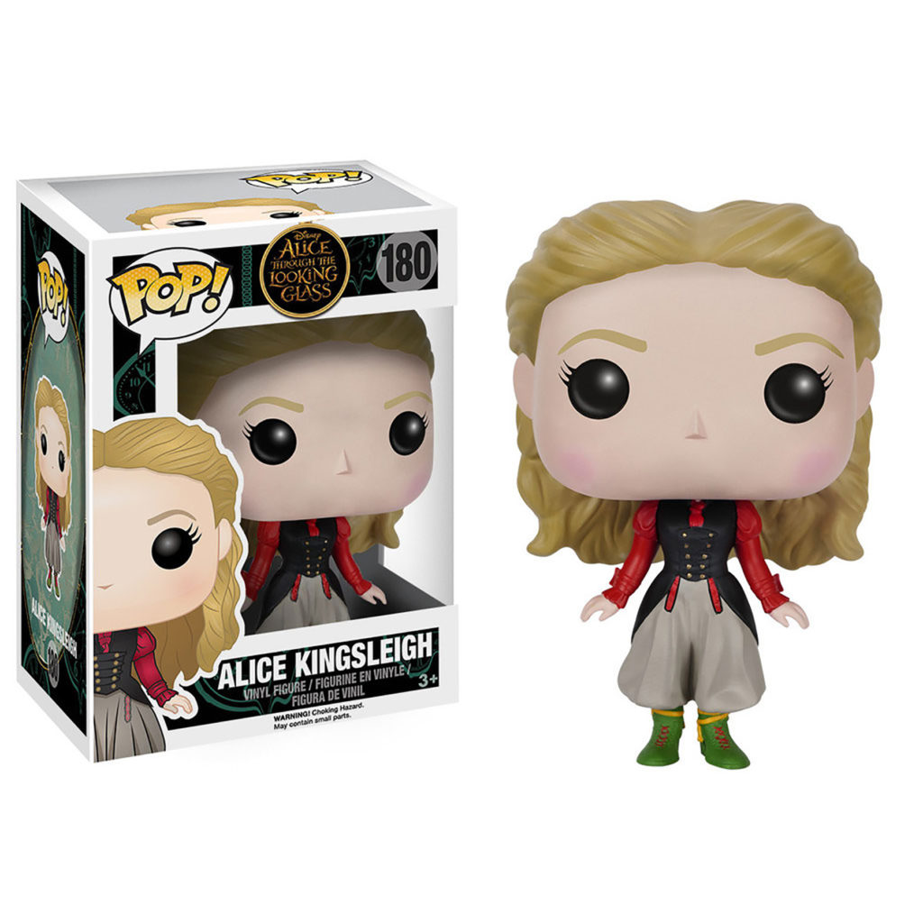 Toy - POP - Vinyl Figure - Alice: Through The Looking Glass - Alice Kingsleigh