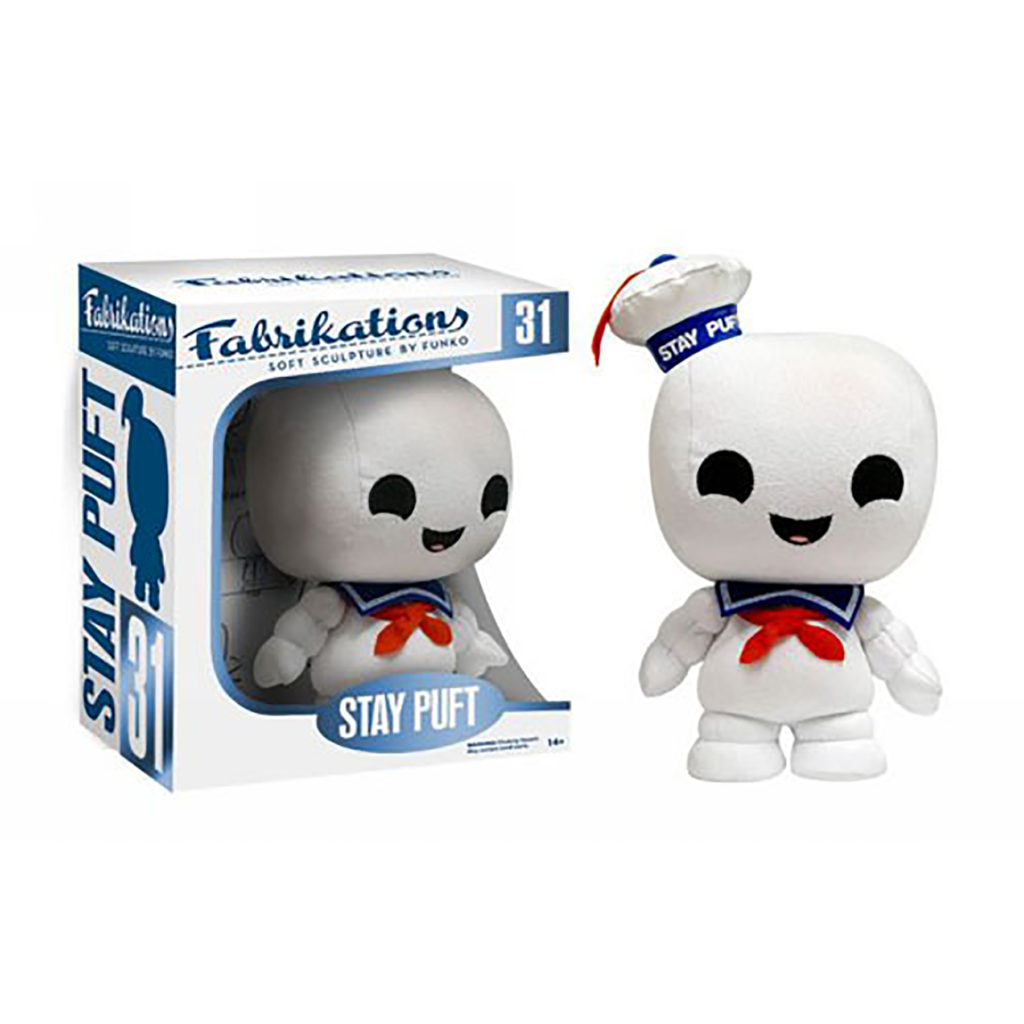 Toy - Ghostbusters - Fabrikations Plush - Stay Puft