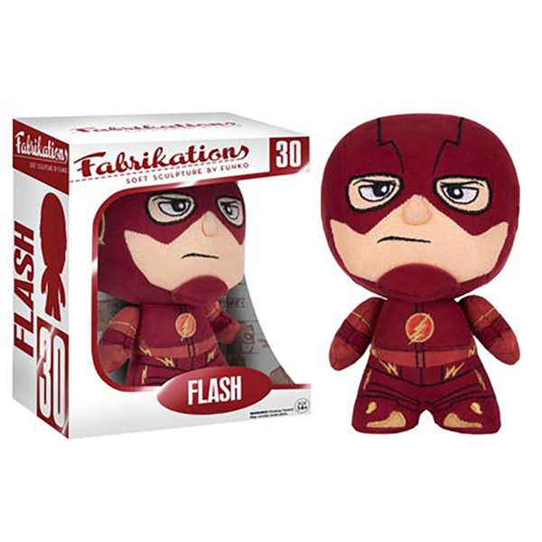 Toy - DC - Fabrikations Plush - Flash